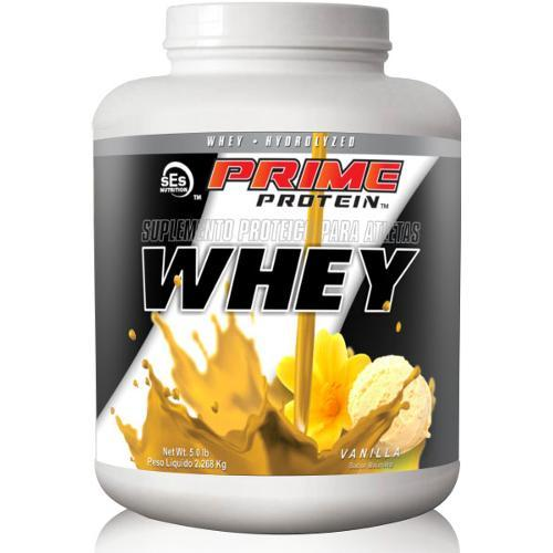 Whey Isolado Prime Protein 5 Doses Ses Nutrition