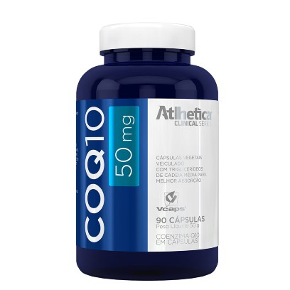 Ads Total Nutrition Coq10 90 Cápsulas