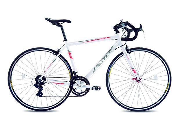 Bicicleta Houston Str500 Aro 700 Rígida 14 Marchas - Branco