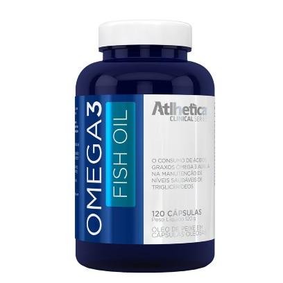 Atlhetica Nutrition Omega 3 Fish Oil - 120 Cápsulas