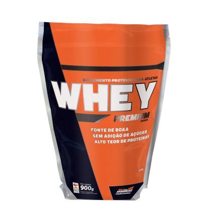 Whey Premium 900g Baunilha - Refil New Millen