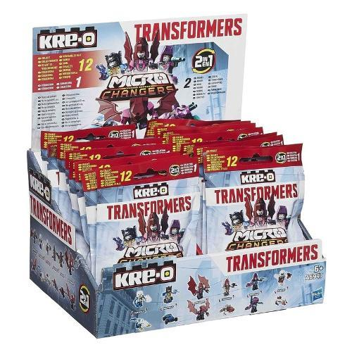 Hasbro Kre-o Transformes Micro Changers Figura Surpresa A6947
