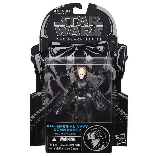 Boneco Imperial Commander Star Wars Hasbro