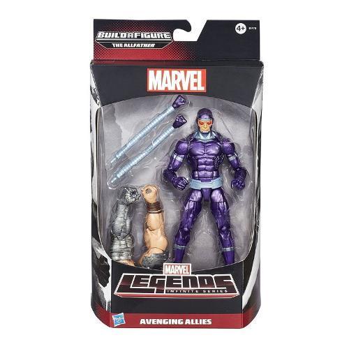 Boneco os Vingadores Infinite Homem Maquina Hasbro
