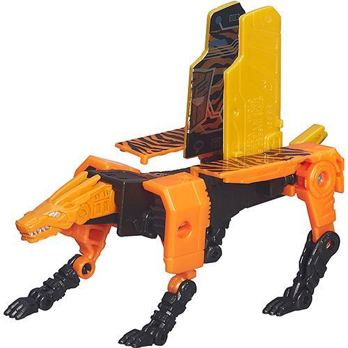 Boneco Transformers Titan Return Stripes Hasbro