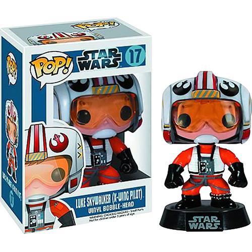 Boneco Wing Pilot Star Wars Funko