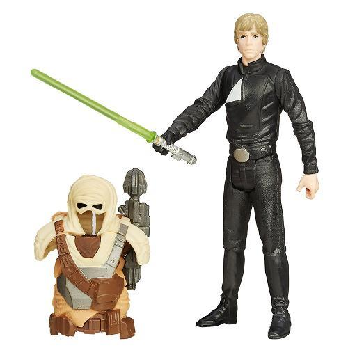 Boneco Star Wars Epvii Luke Skywalker Hasbro