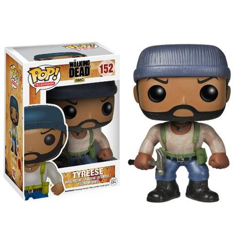 Boneco Tyreese - The Walking Dead Funko