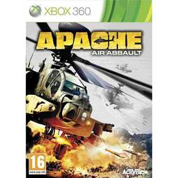 Jogo Apache Air Assault - Xbox 360 - Activision