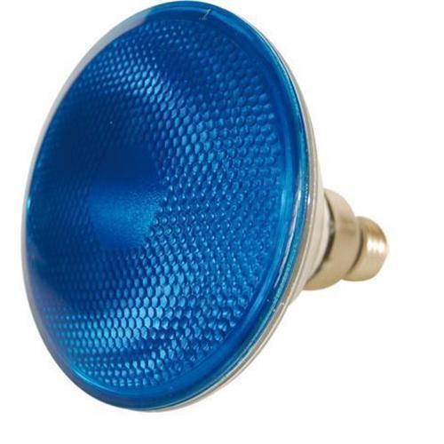 Lâmpada Taschibra Halógena Par38 100w 127v Azul - 7897079027440