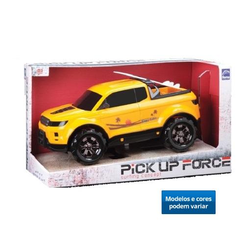 Carrinho Pick Up Force Surfing Cores Sortidas 0990 Roma Brinquedos