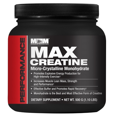 Max Creatine - 250g Max Muscle