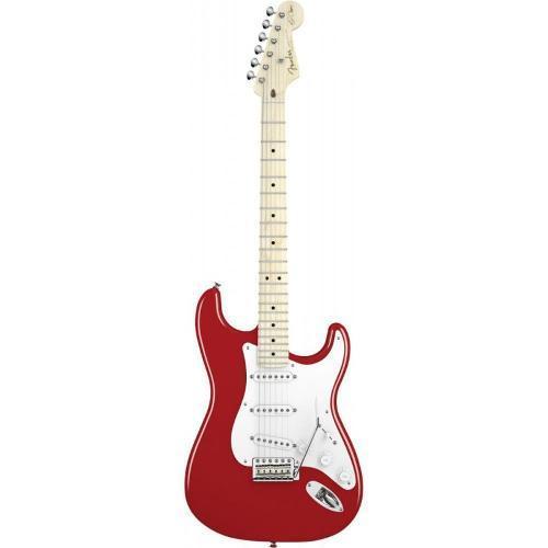 Guitarra Fender Eric Clapton Vermelha