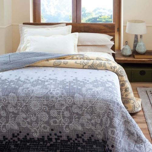 Cobertor Casal Pomerode Jolitex Ternille