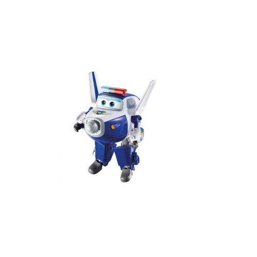 Boneco Avião Super Wings Change em Up Paul Intek Toys