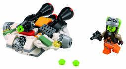 Lego Star Wars The Ghost 104 Peças 75127