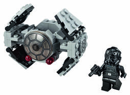 Lego Star Wars Tie Advanced Prototype 93 Peças 75128