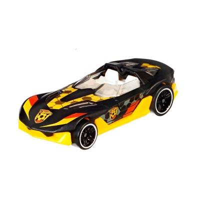 Carrinho Hot Wheels Série Uefa Yur So Fast Mattel