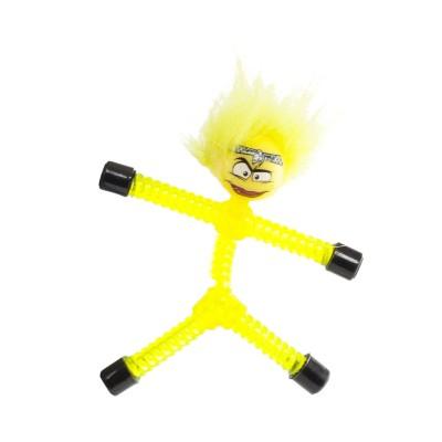 Figura Magnética Magno Z Amarela Tina Dtc