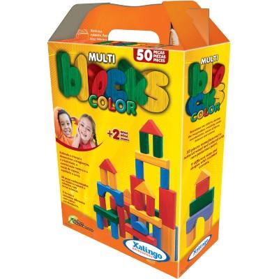 Xalingo Multi Blocks Coloridos