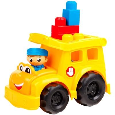 Mega Bloks Mega Bloks First Builders Ônibus Escolar Sonny Cnd83