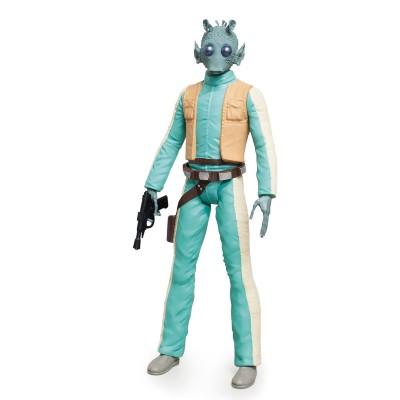 Boneco Star Wars Greedo Com Acessório Mimo Brinquedos