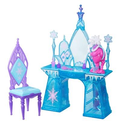 Frozen - Quarto da Rainha - Penteadeira Congelante Hasbro