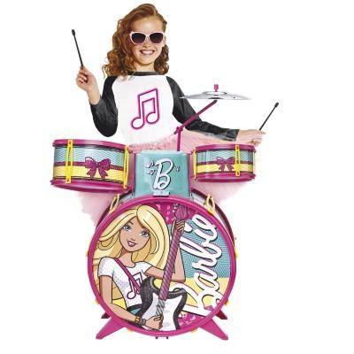 Bateria Infantil Barbie Glamourosa Fun