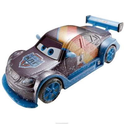 Carrinho Ice Racers Disney Cars Max Shnell Mattel