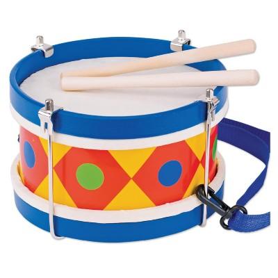 Mini Tambor Infantil Azul Shiny Toys