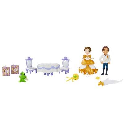 Boneca Princesas da Disney Hasbro Little Kingdom Casamento da Rapunzel