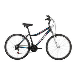 Bicicleta Caloi Rouge Aro 26 Susp. Dianteira 21 Marchas - Preto