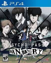 Jogo Psycho-pass: Mandatory Happiness - Playstation 4 - Nis America