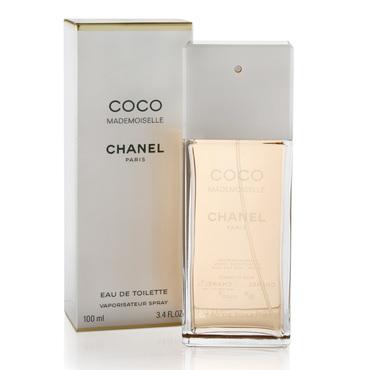 Perfume Coco Mademoiselle Chanel Eau de Toilette Feminino 100 Ml