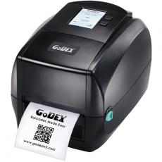 Impressora Térmica Etiqueta Godex Rt860i Transferência Térmica Monocromática Usb, Ethernet e Wi-fi Bivolt