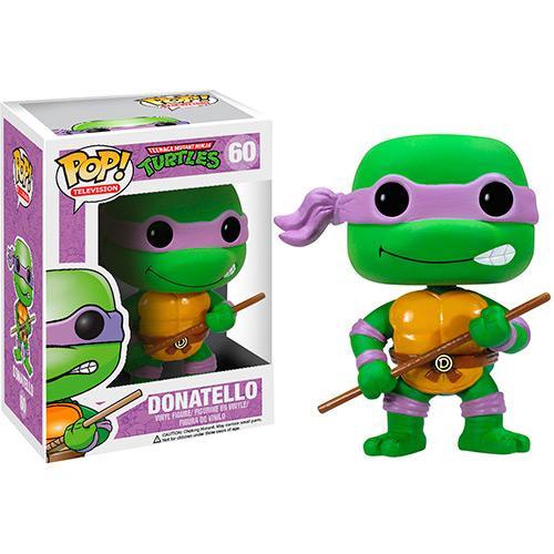 Boneco Donatello Tartarugas Ninja Funko