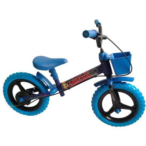 Bicicleta Track&bikes Track Baby Aro 12 Rígida 1 Marcha - Azul/preto