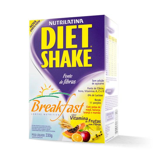 Nutrilatina Diet Shake 330g Frutas