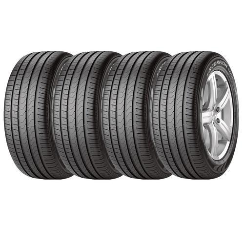 Pneu Pirelli Scorpion Verde All Season 235/50 R18 97v - 4 Unidades