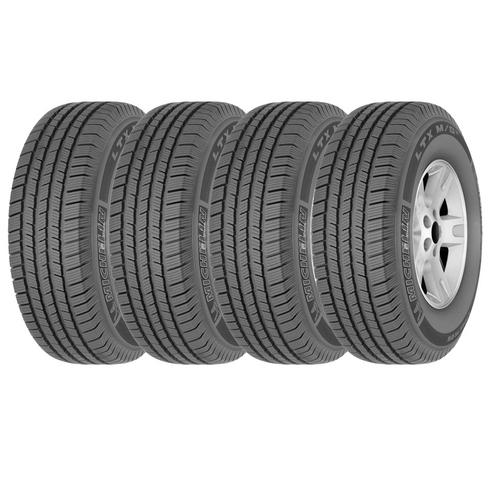Pneu Michelin Ltx M/s 2 265/75 R16 123r - 4 Unidades