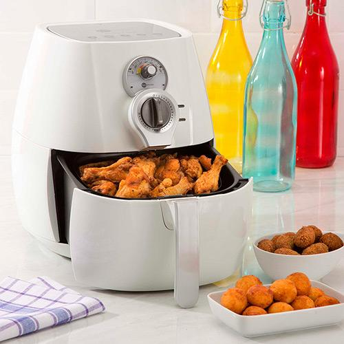 Fritadeira Fun Kitchen Colors Branco 110v
