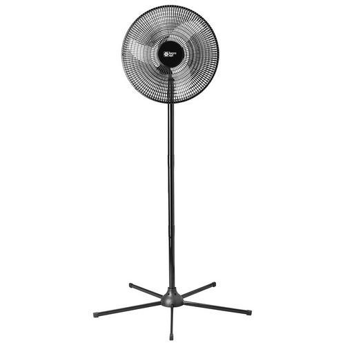 Ventilador Coluna 3 Pás Loren Sid Turbo Wind Preto 50cm - Bivolt