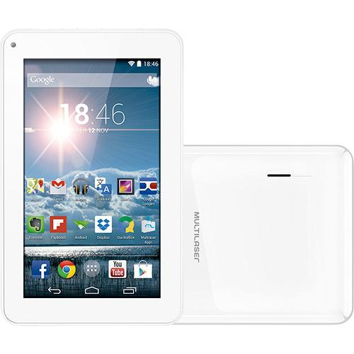 Tablet Multilaser Nb153 Branco 8gb Wi-fi
