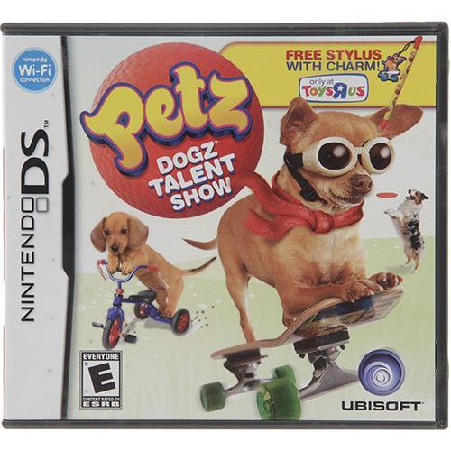 Jogo Petz Dogz Talent Show - Nds - Ubisoft