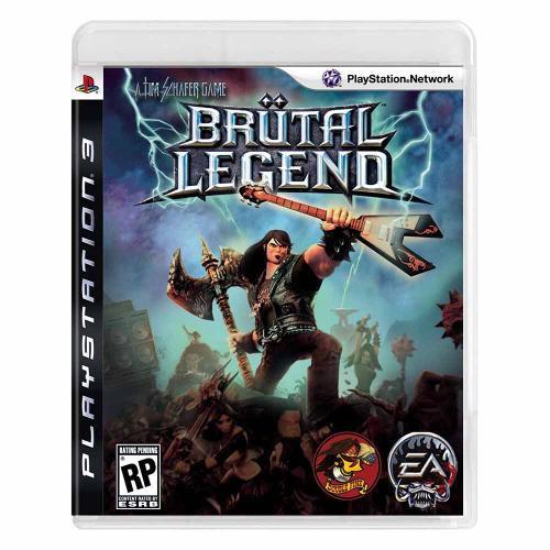 Jogo Brutal Legend - Playstation 3 - Ea Games