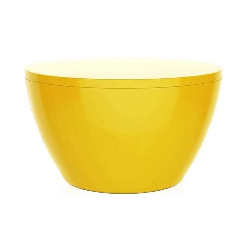 Banqueta Oxy Color Amarela I\u0027m In Home