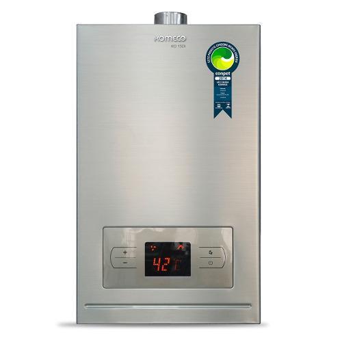 Aquecedor de Água Komeco 15l/m Gn Digital Bivolt - Ko15d