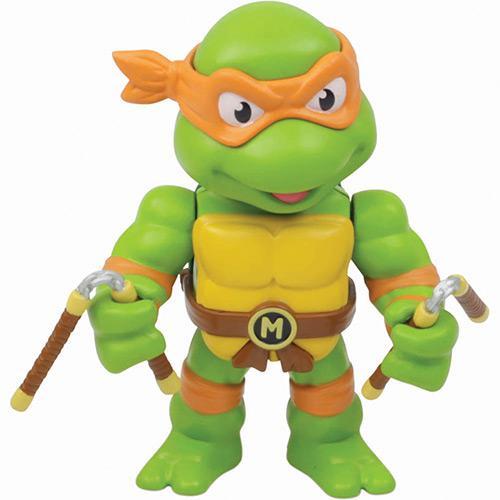 Boneco Michelangelo Tartarugas Ninja Dtc