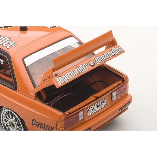 Miniatura Bmw M3 Dtm 1992 Jagermeister 1:18 Autoart