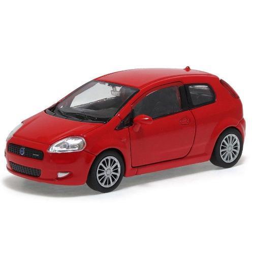 Miniatura Fiat Punto 1:37 Welly